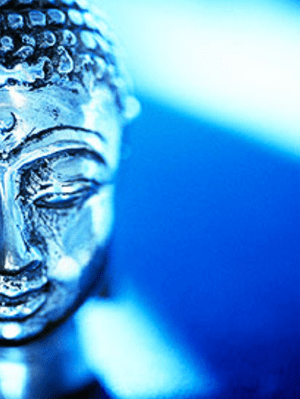 buddha, tan renga, clear vision, buddha's vision, clear smudges
