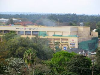 Westgate shopping mall attack Wikipedia