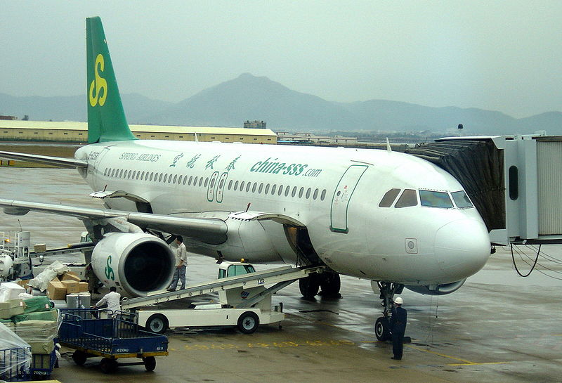 A320 Spring Airlines