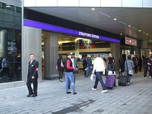 Stratford station. Source: Wikimedia Free Commons