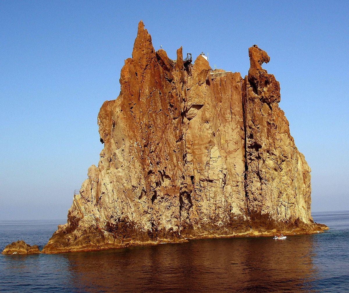 Strombolicchio  Wikipedia