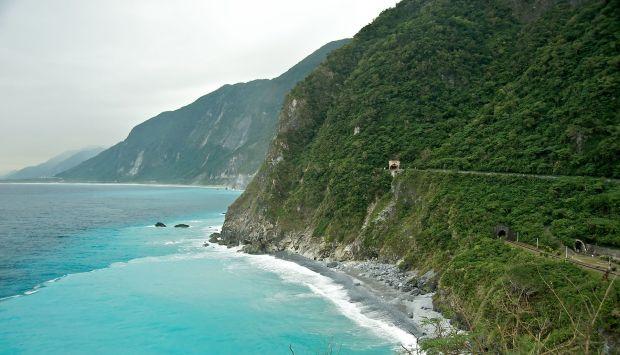Qingshui cliffs Taiwan