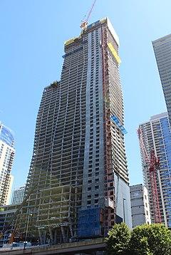 Vista Tower Chicago  Wikipedia