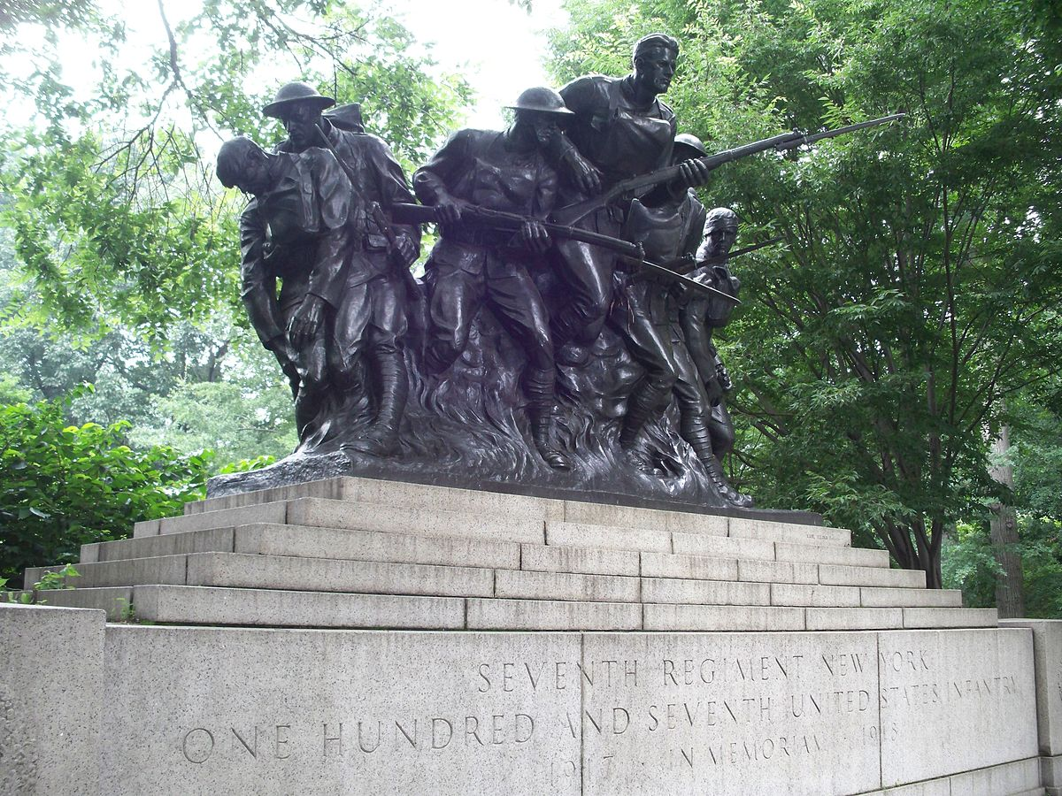 107th Infantry Memorial  Wikipedia