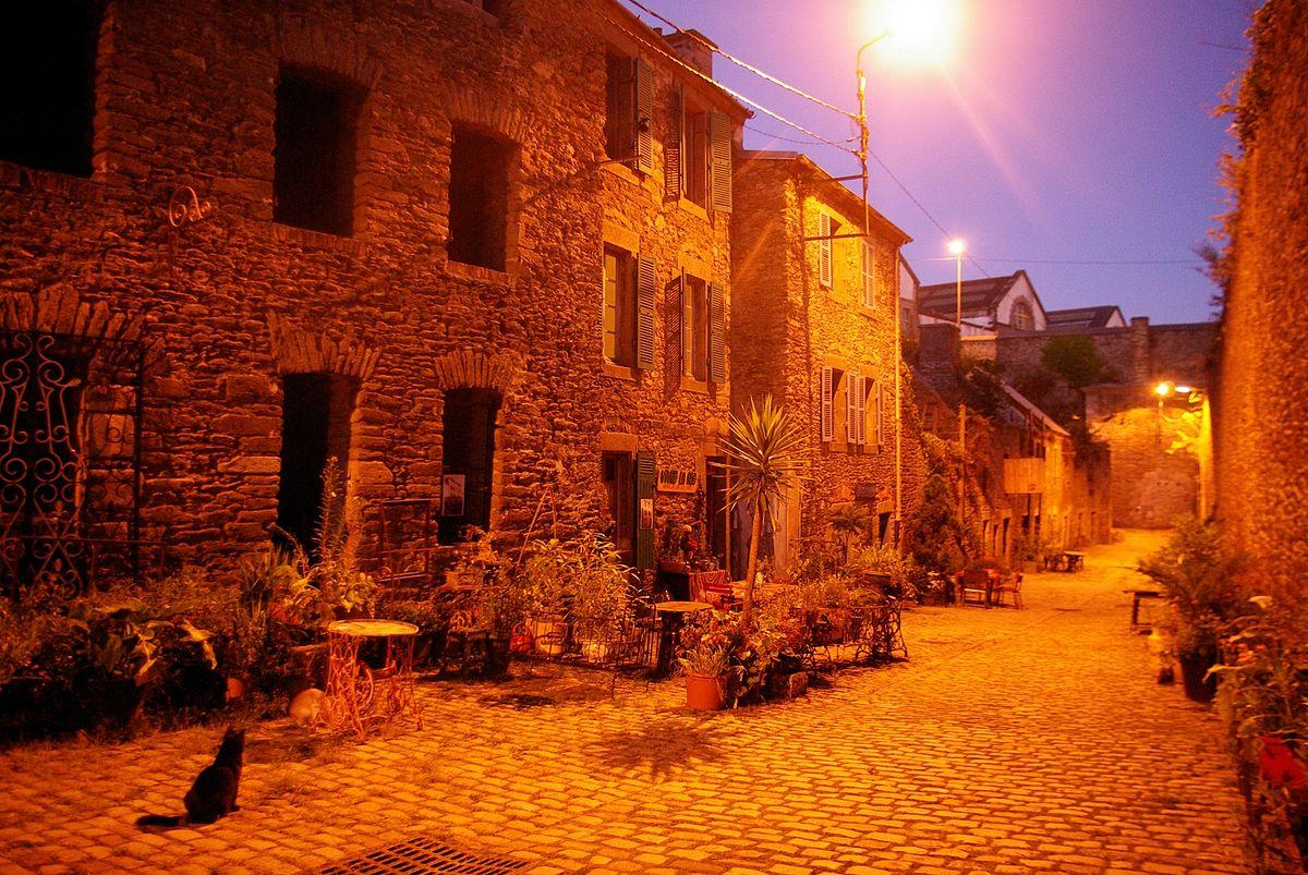 Rue SaintMalo Brest  Wikipdia