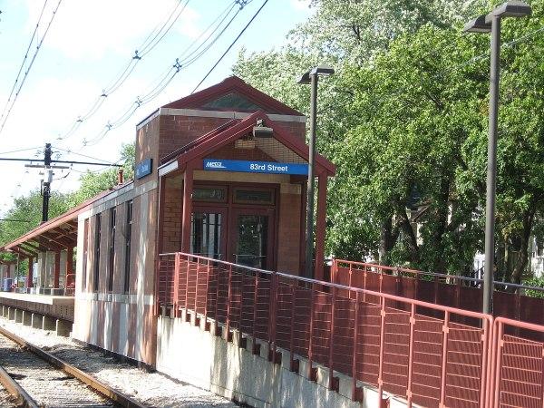 83rd Street Station - Wikipedia
