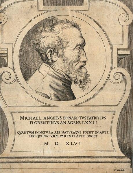 File:Michelangelo by Giulio Bonasone.jpg