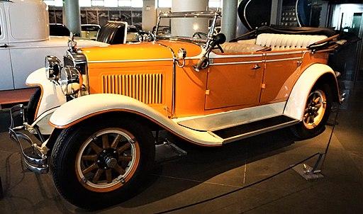 Nash Open Tourer - Hellenic Motor Museum