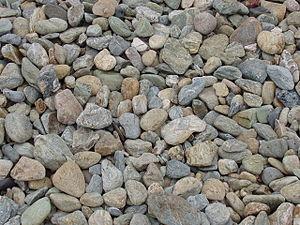 English: Pebbles
