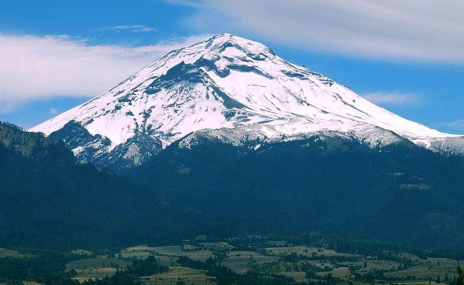 Popocatépetl Wikipedia