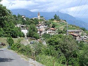 Italiano: Ramat, frazione di Chiomonte (Valle ...