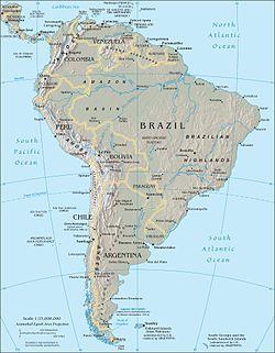 Amerika Latin Adalah Sebutan Untuk Negara Yang Berada Di Kawasan : amerika, latin, adalah, sebutan, untuk, negara, berada, kawasan, Amerika, Selatan, Wikipedia, Bahasa, Indonesia,, Ensiklopedia, Bebas