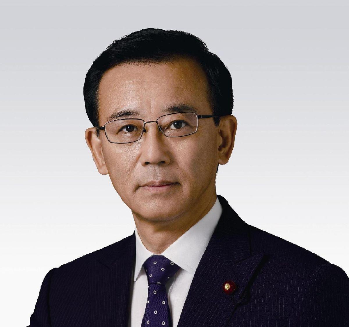 谷垣禎一 - Wikipedia