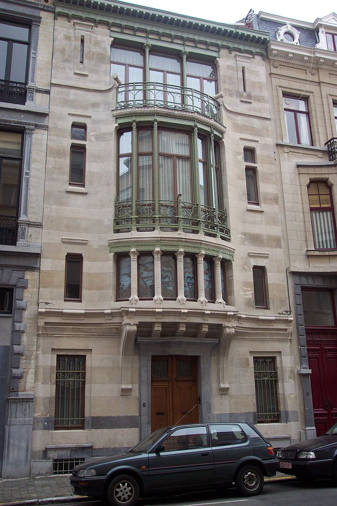 FileTassel HouseJPG  Wikimedia Commons