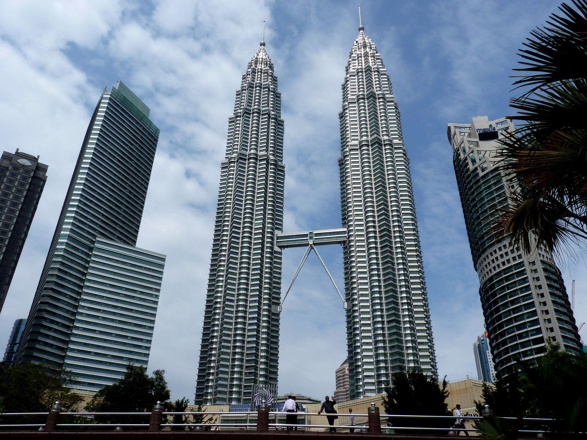 Malaysia Lumpur Kuala 2 Petronas Tower