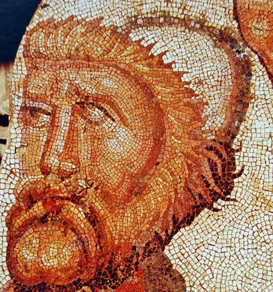 File:Villa Romana de La Olmeda Mosaicos romanos 001 Ulises.jpg