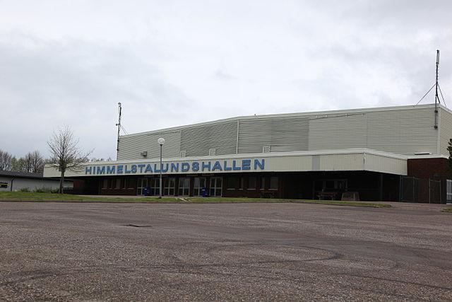 Himmelstalundshallen, Norrköping