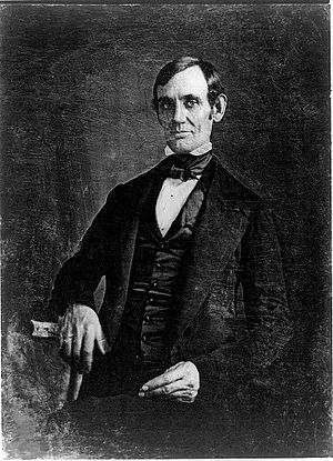 Abraham Lincoln, Congressman-elect from Illino...