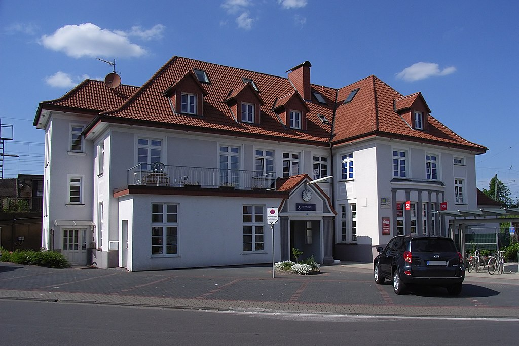 Wohnung Bielefeld Brake 4 zimmer wohnung schnelle verkehrsanbindung wohnung in bielefeld brake