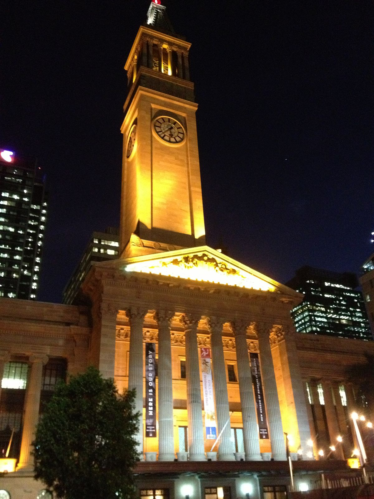 Brisbane  Travel guide at Wikivoyage