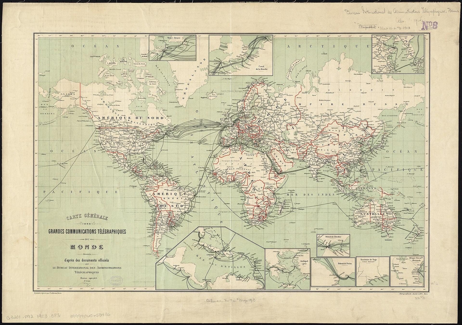 Chronologie du tlgraphe  Wikipdia