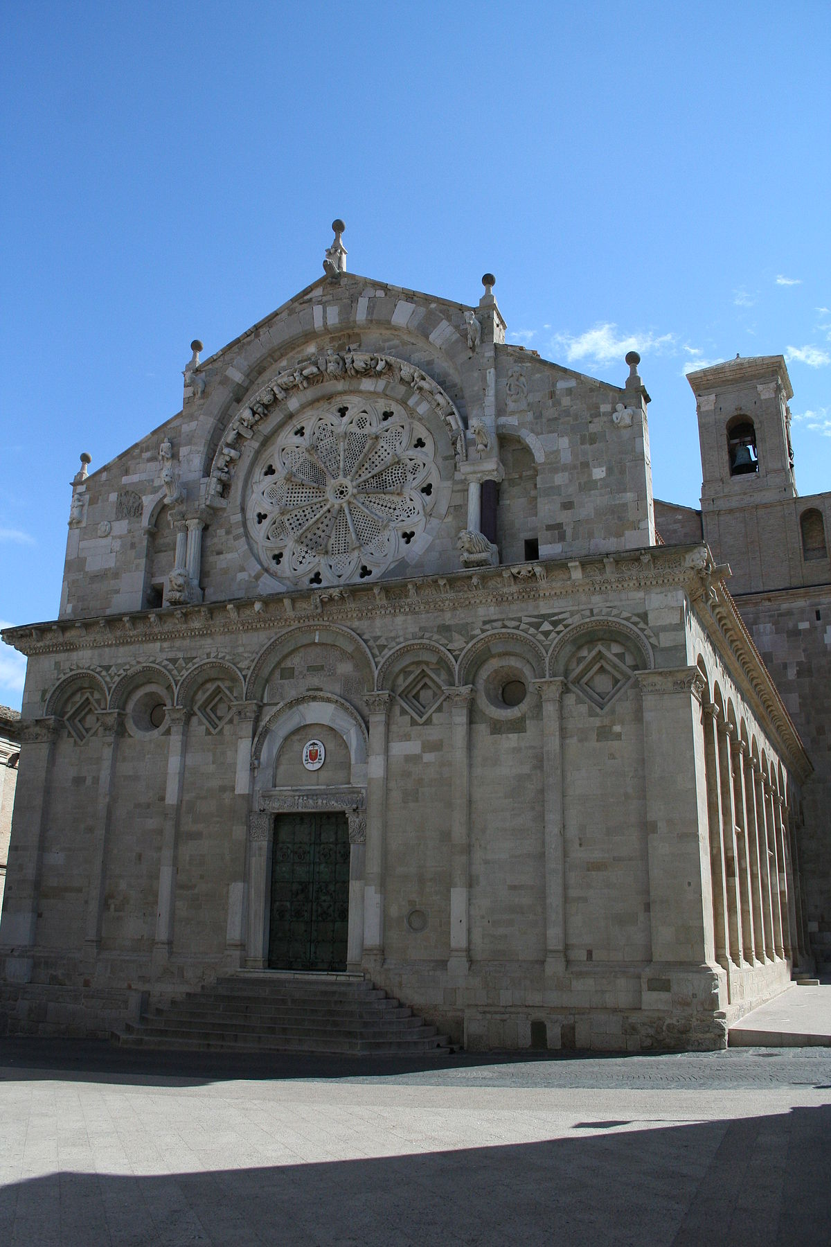 Troia Cathedral  Wikipedia