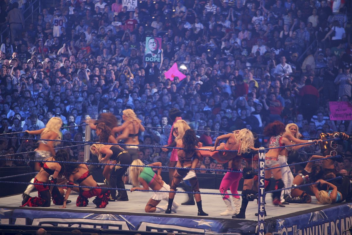 what are wwe chairs made of chair with swivel table women in wikipedia