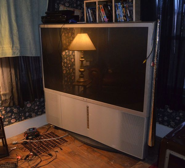 Rear-projection Television - Wikipedia