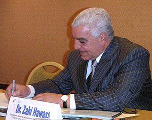Dr. Zahi Hawass is the current Secretary Gener...