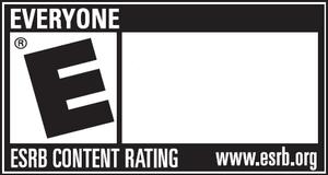 "ESRB ""Everyone"" rating symbol, displ..."