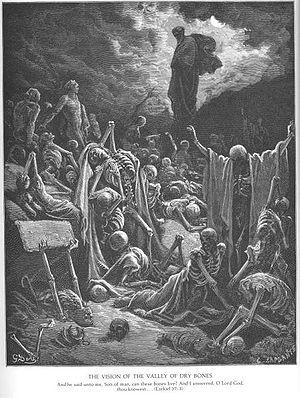 Ezekiel's Vision of the Valley of Dry Bones