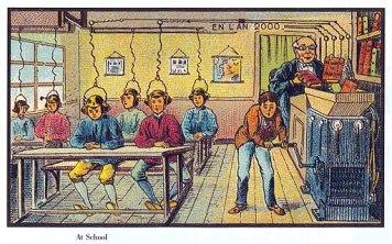France in XXI Century. School