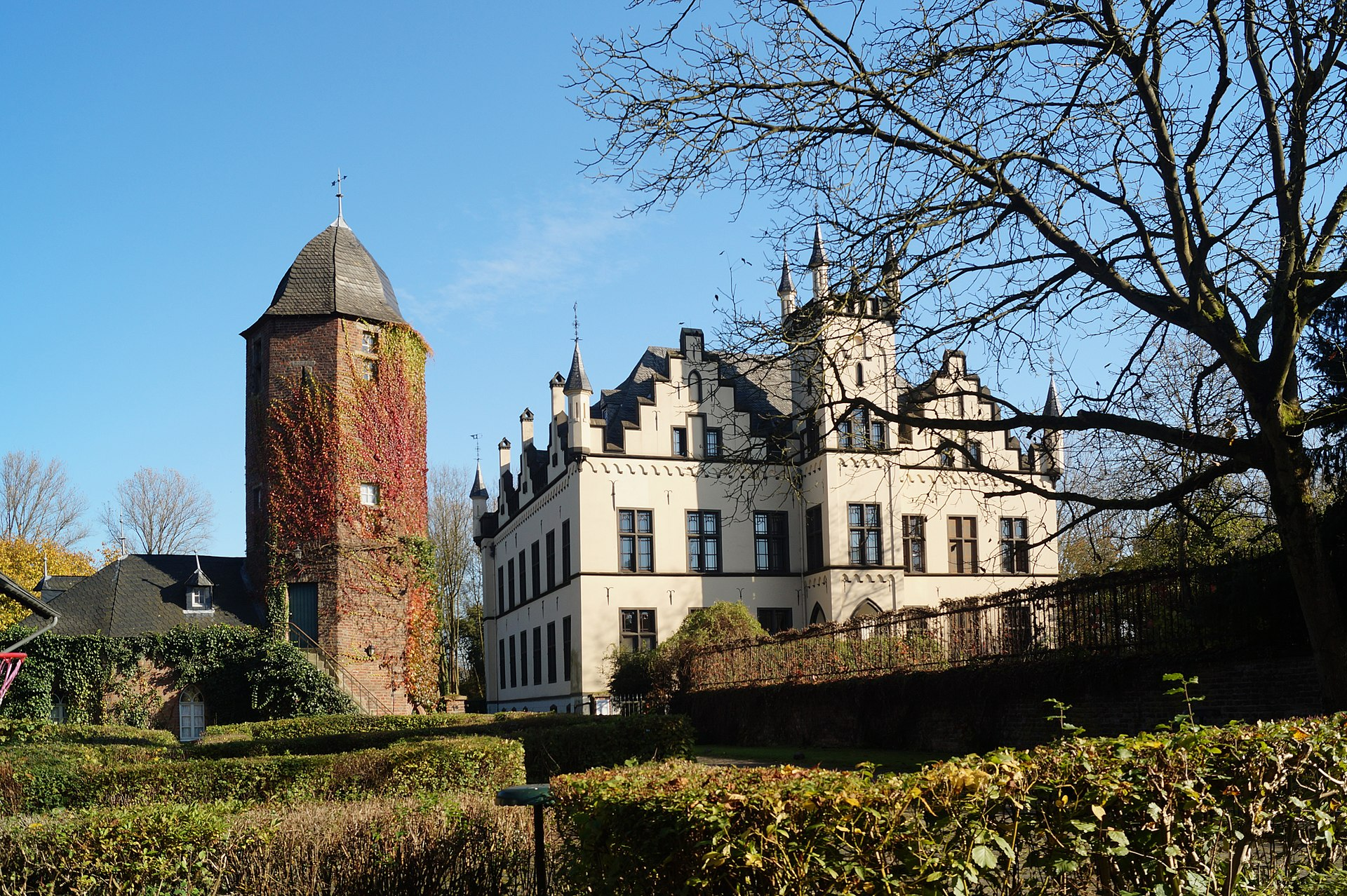 Haus Horst (mönchengladbach)  Wikipedia
