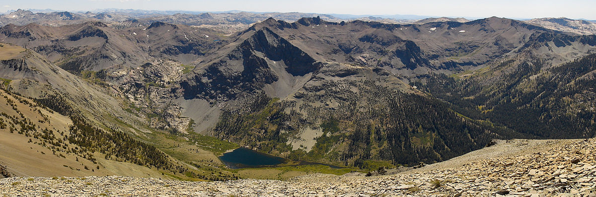 Leavitt Peak  Wikipedia