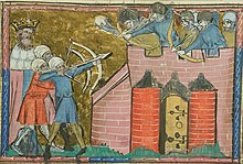 Image result for Crusaders led by Godfrey of Bouillon, Bohemund of Taranto, & Raymond IV, Count of Toulouse, begin the Siege of Antioch