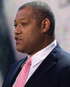 Actor Laurence Fishburne speaks on the legacy ...