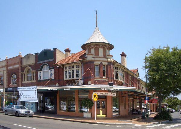 Mosman South Wales - Wikipedia
