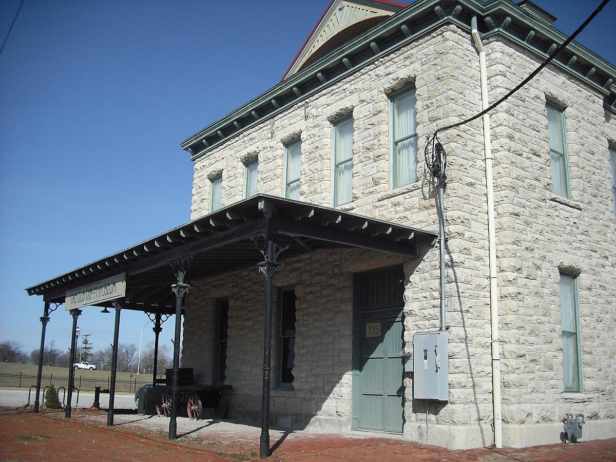Old Depot Museum  Wikipedia