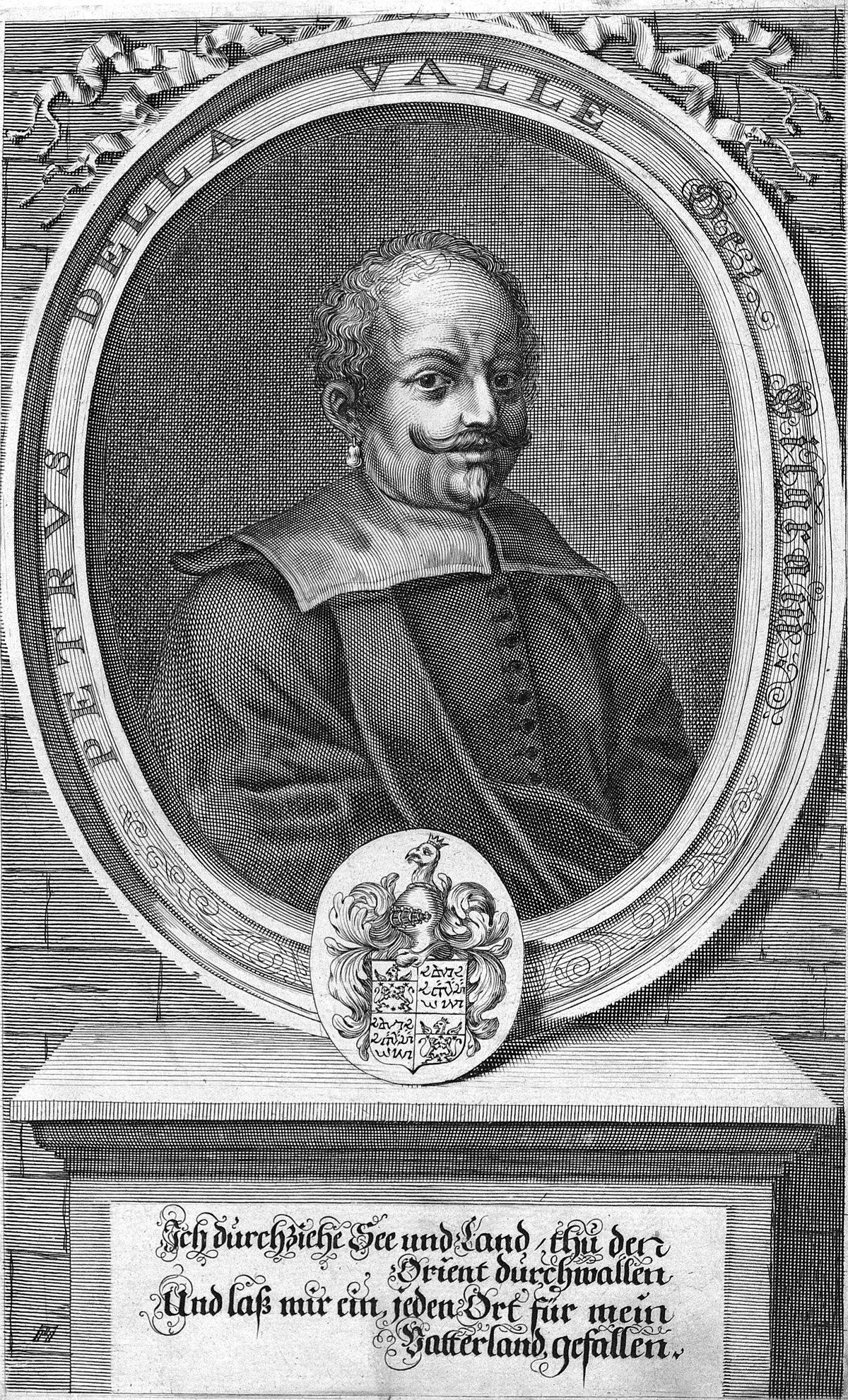 Pietro Della Valle  Wikipedia