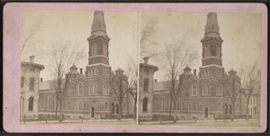 Reformed Protestant Church, Genesee Street, by...
