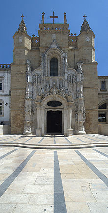 Monastery of Santa Cruz Coimbra  Wikipedia