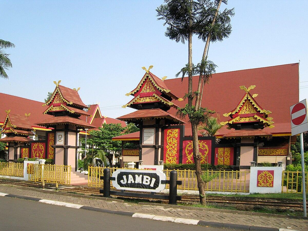 Anjungan Jambi  Wikipedia bahasa Indonesia ensiklopedia