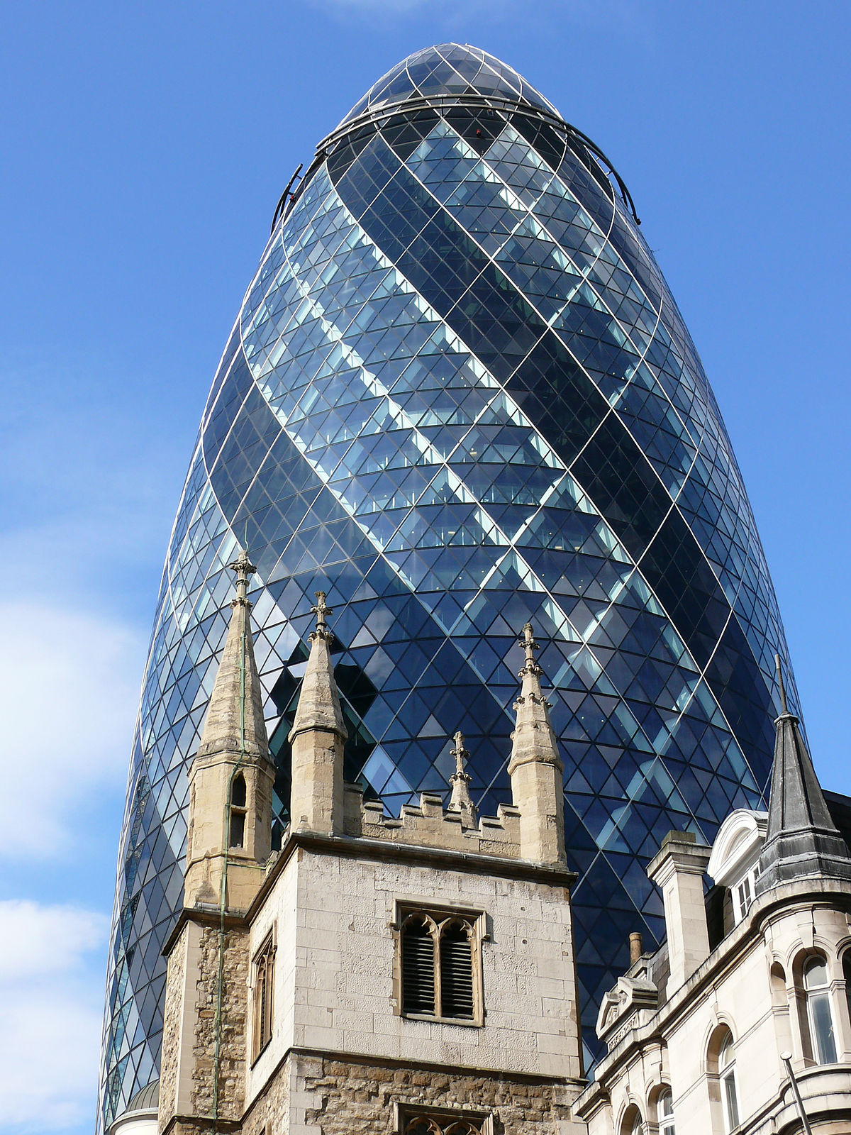 30 St Mary Axe  Wikimedia Commons