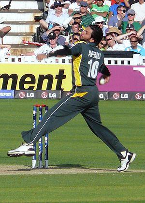 Shahid Afridi Match Winner