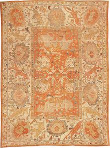 Ushak carpet  Wikipedia