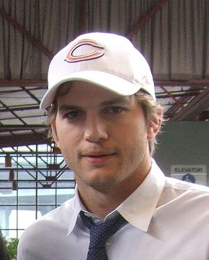 Ashton Kutcher 2008-09-09