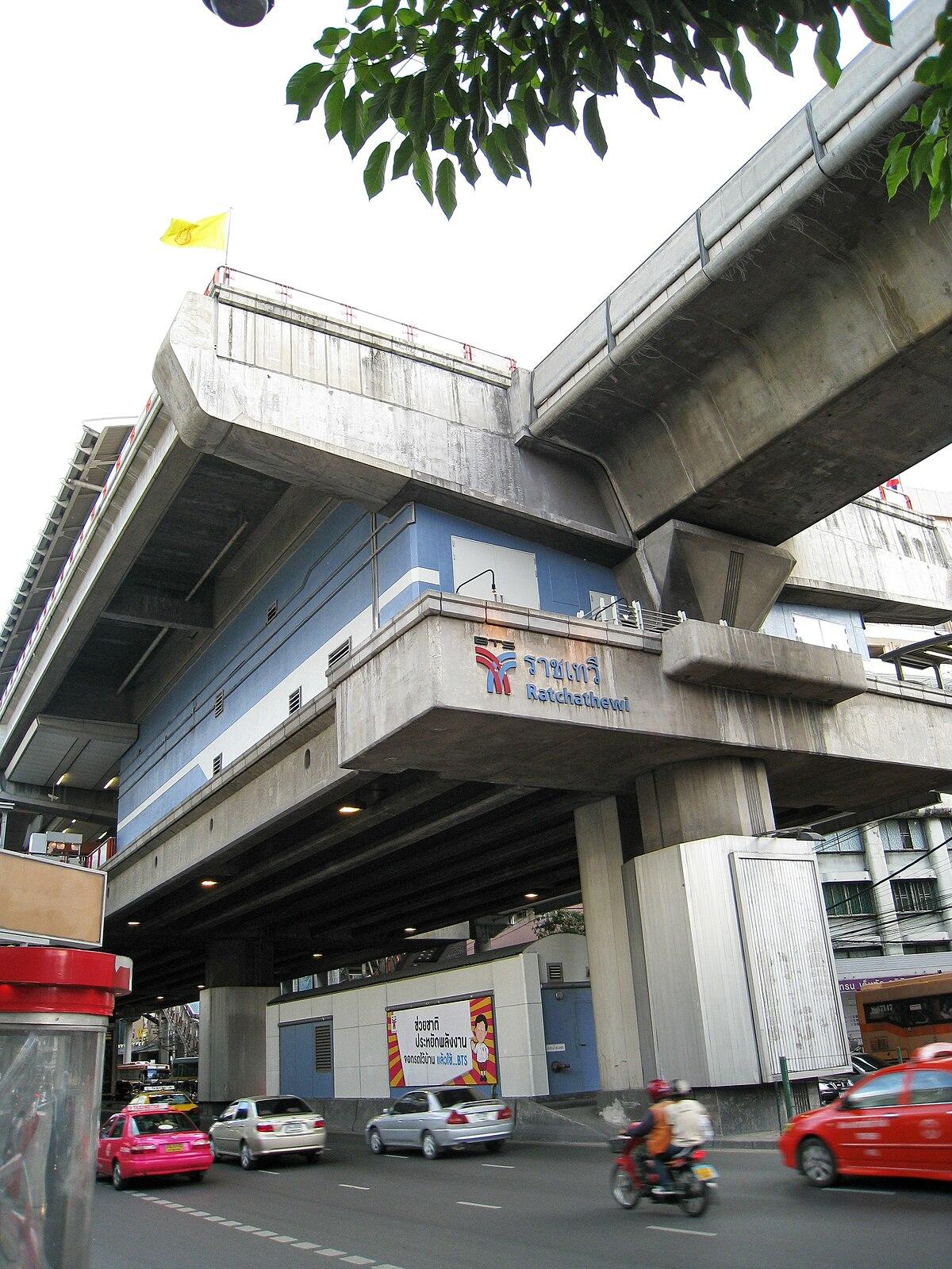 Ratchathewi station  Wikipedia