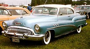 1953 Buick Super Riviera Series 50 Model 56R 2...