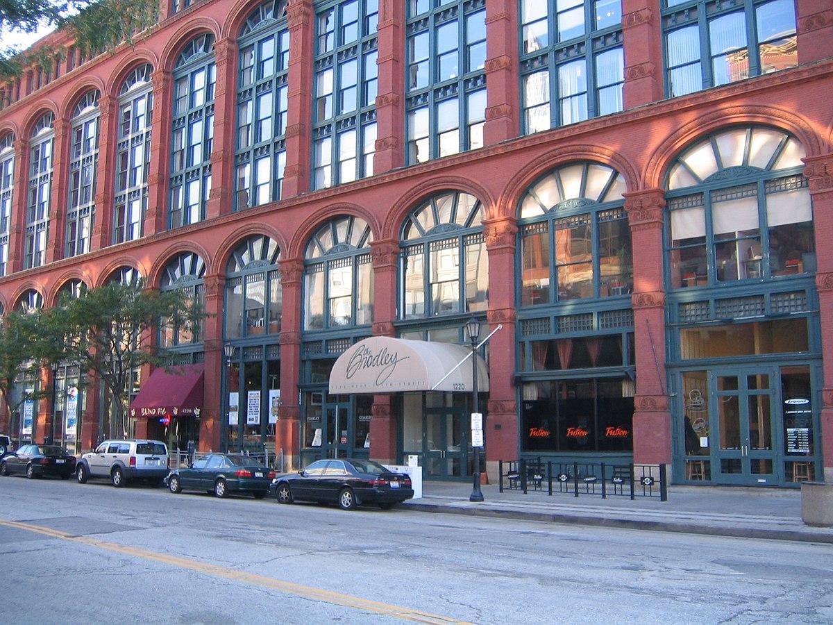 Restaurants Downtown Cleveland West 6th