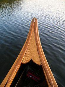 Canoe Gunwale
